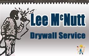 Lee McNutt Drywall Service